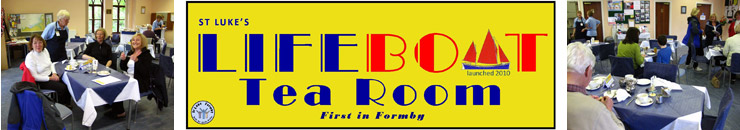 Banner Logo of Lifeboat Tea Room