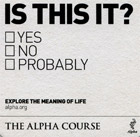 Is this it? Alpha question.